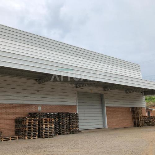 Pavilhão Comercial/Industrial