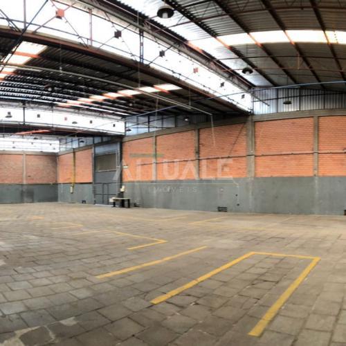 Pavilhão Industrial Santa Catarina